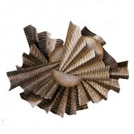 Panou decorativ din lemn, 135 cm (h)