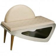 Scaun din lemn, 89 cm (h)