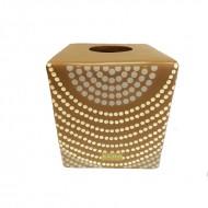 Dispenser servetele din ceramica, 20*20 cm (tribal rhytmes)