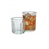 Set 12 pahare, din sticla