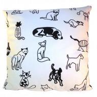 Perna 40*40 cm, colectia Dog & Cat