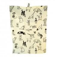 Prosop bucatarie 50*70 cm, colectia Dog & Cat