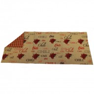 Runner 33*90 cm, colectia Red Chili
