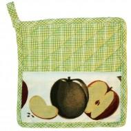 Suport de bucatarie 20*20 cm, colectia Green Apple