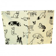 Placemate 33*48 cm, colectia Dog & Cat