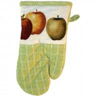 Manusa bucatarie 17*33 cm, Green Apple