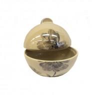 Recipient depozitare din ceramica