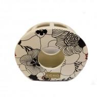 Suport periute de dinti, din ceramica