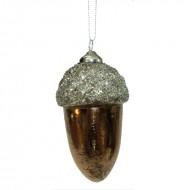 Glob de sticla, 6*11 cm