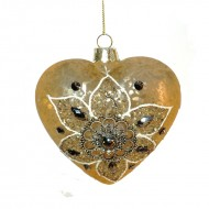 Glob de sticla mercury (inima)