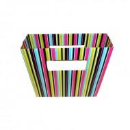 Punga stripes, 14.5*4.5*14.5 cm (h)