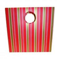 Punga stripes, 30.5*10*30.5 cm