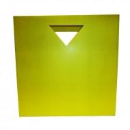 Punga verde, 37.5*13.5*37.5 cm (h)
