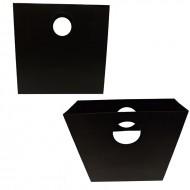 Punga neagra, 30*10*30 cm (h)