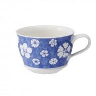 Ceasca breakfast, Farmhouse Touch Blueflowers