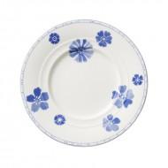 Farfurie 17 cm, Farmhouse Touch Blueflowers
