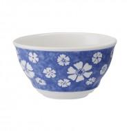 Bol 13 cm, Farmhouse Touch Blueflowers