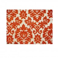 Material textil, huntington red