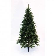 Brad verde cu 449 tips si stand metalic inclus (inaltime 180 cm)