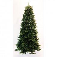 Brad verde cu stand metalic inclus  (inaltime brad 270 cm)