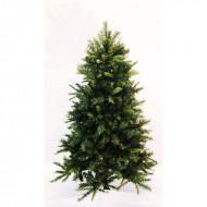 Brad verde cu  828 tips, cu stand metalic inclus (inaltime brad 180 cm)