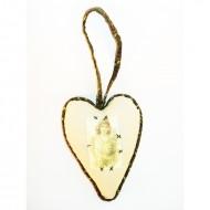 Ornament de agatat, 20 cm