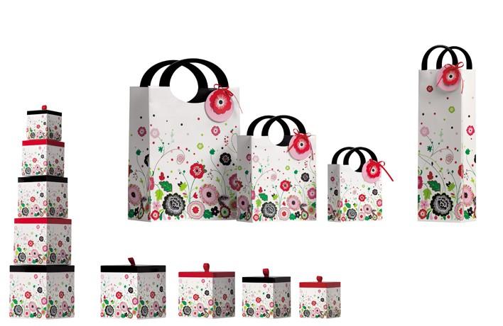 Pungi si cutii cadou